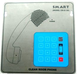 CLEAN ROOM PHONE